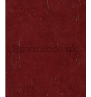 Vinyl wallpaper structured - burgundy color