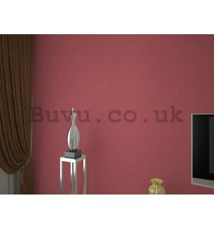 Vinyl wallpaper dark pink
