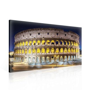 Painting on canvas: Colosseum (2) - 75x100 cm