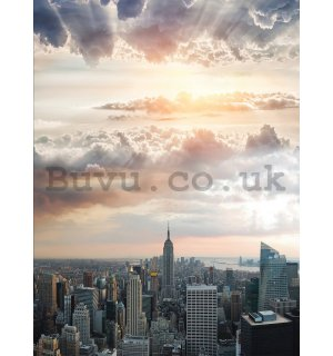 Wall mural: View of Manhattan (2) - 184x254 cm