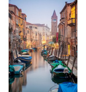 Wall mural: Venice (water canal) - 184x254 cm