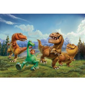 Wall mural vlies: The Good Dinosaur - 360x270 cm