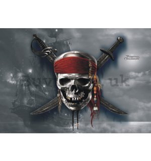 Wall mural vlies: Pirates - 160x110 cm