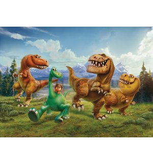 Wall mural vlies: The Good Dinosaur - 160x110 cm