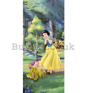 Wall mural vlies: Snow White - 90x202 cm
