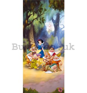 Wall mural vlies: Snow White (1) - 90x202 cm