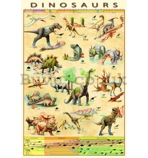Poster - Dinosaurs (2)