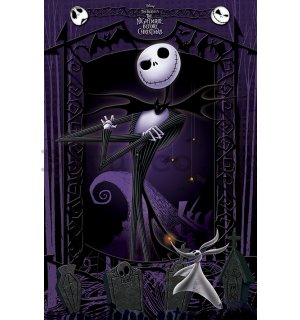 Poster - Nightmare Before Christmas (It's Jack)