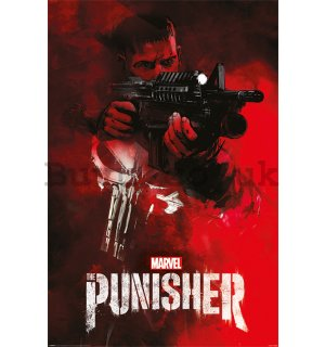 Poster - The Punisher (Aim)