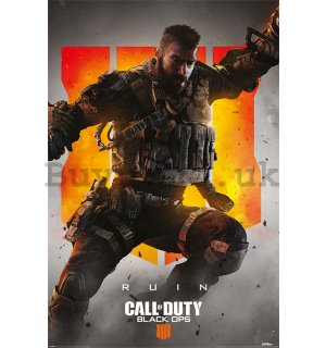 Poster - Call of Duty: Black Ops 4 (Ruin)