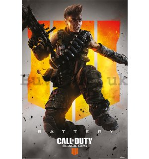 Poster - Call of Duty: Black Ops 4 (Battery)