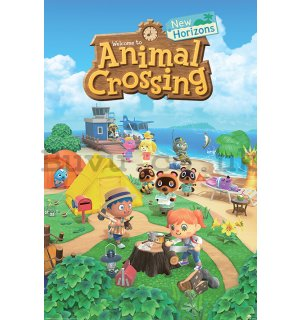 Poster - Animal Crossing (New Horizons)