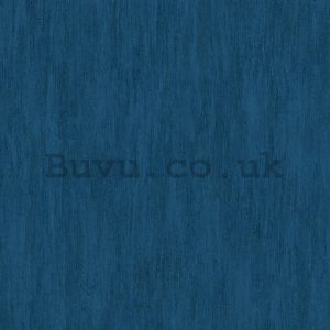 Vinyl wallpaper dark blue textured