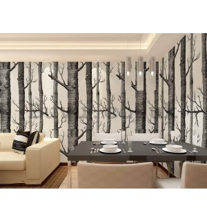 Wall mural vlies Three Kings