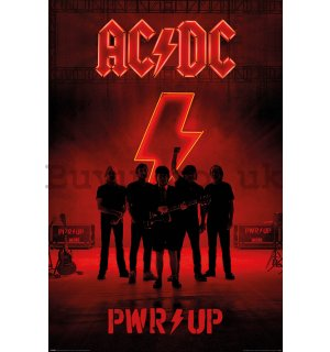 Poster - AC/DC (Pwr/Up)