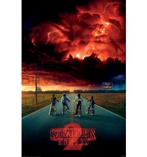 Poster - Stranger Things (Mind Flayer)