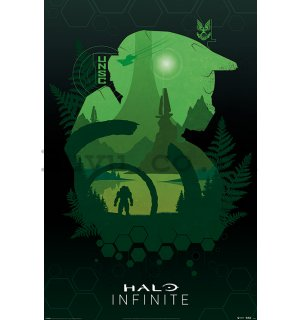 Poster - Halo Infinite (Lakeside)