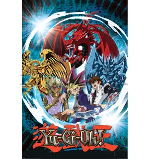 Poster - Yu-Gi-Oh! (Unlimited Future)