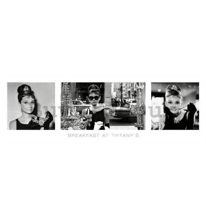 Poster - Breakfast at Tiffany's (triptych)