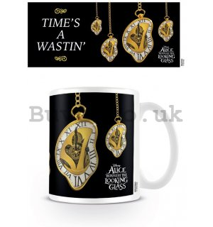 Mug - Alice in the Wonderland: Behind the Mirror (Time's a Wastin')