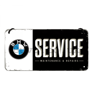 Wall hanging sign - BMW Service
