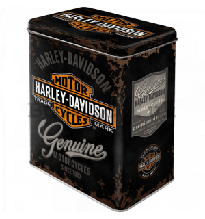 Tin box L – Harley-Davidson