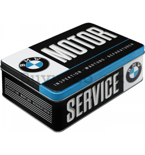 Tin box - BMW Motor Service