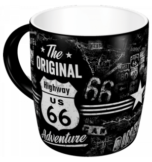 Mug - Route 66 (The Original Adventure)