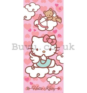 Wall Mural: Hello Kitty (angel) - 211x91 cm