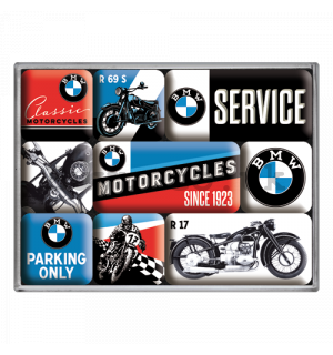 Set of magnets - BMW (1)
