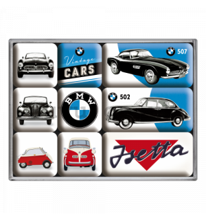 Set of magnets - BMW (2)
