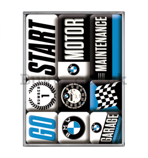 Set of magnets - BMW (3)