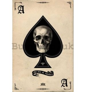 Poster - Ace of Spades (1)