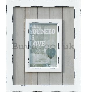 Photo frame - 1 window, 10x15cm (Provence)
