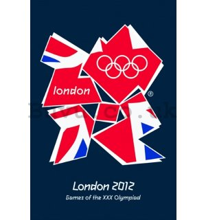 Poster - London, Olympics 2012 (1)