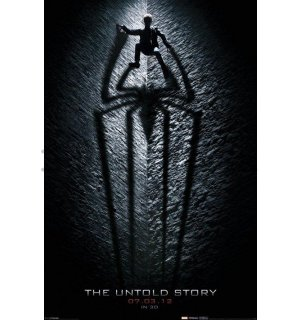 Poster - Spiderman (The Untold Story)