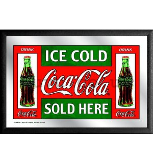Mirror - Coca-Cola (Ice Cold Sold Here)