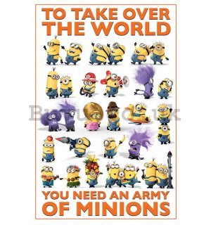 Poster - Minions, Despicable Me 2