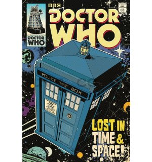 Poster - Doctor Who (Comics)