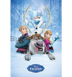 Poster - Frozen (Ice kingdom) II