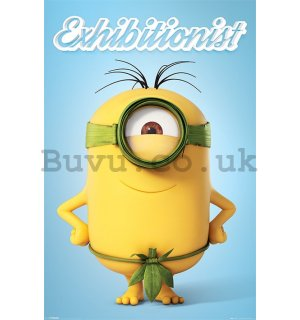 Poster - Minions (EXHIBITIONIST)