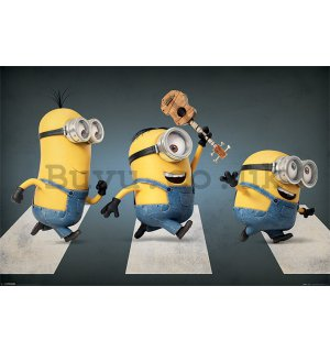 Poster - Minions (ABBEY ROAD)