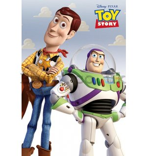 Poster - Toy Story  Story of Toys