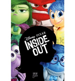 Poster - In The Head, Inside Out (1)