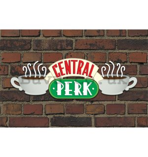 Poster - Central Perk (Friends)