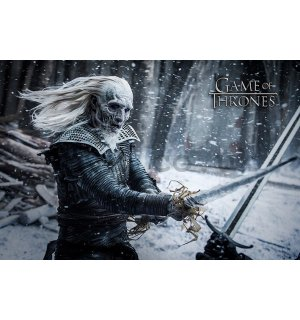 Poster - Game of Thrones (White Walker)