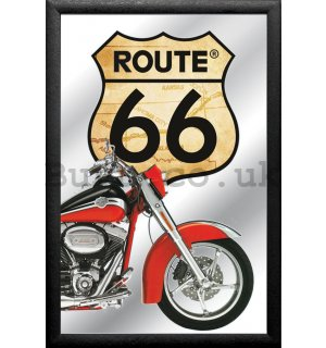 Mirror - Route 66 (Harley)