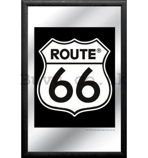 Mirror - Route 66 (Logo)