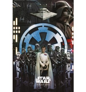 Poster - Star Wars - Rogue One (Empire)
