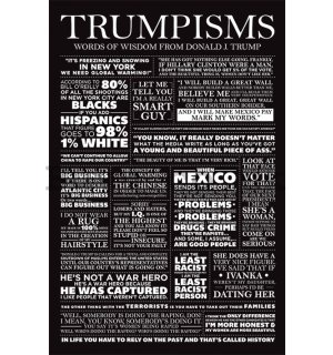 Poster - Trumpisms